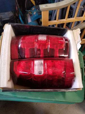 GM OEM Tail light housing. Part# 15200054 (new part# 22837923) for Sale in Bakersfield, CA