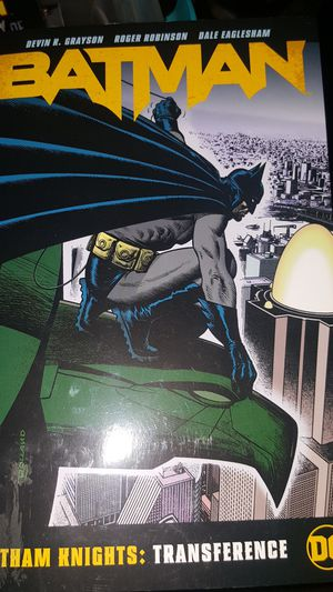Batman Gotham knights transference for Sale in Wyoming, OH