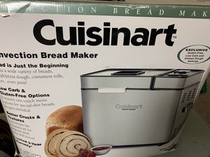 Cuisinart Bread Maker for Sale in Queens, NY