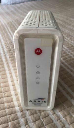 ARRIS SB6183 Modem Works perfect for Sale in Elk Grove, CA