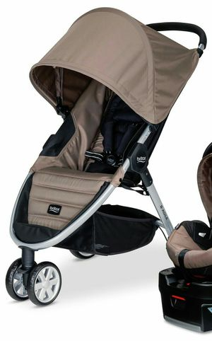 Britax b agile stroller and infant car seat for Sale in Washington, DC
