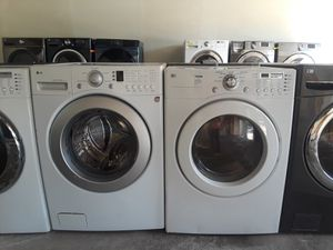 LG Washer And Gas Dryer for Sale in Austin, TX