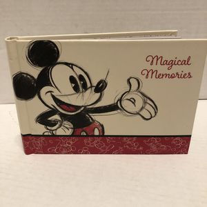 NEW Hallmark Disney Mickey Mouse Magical Memories snapshot photo picture album for Sale in Albany, OR