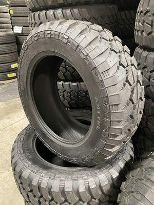 37x13.50R22 Antyre MT Load Range E 10ply for Sale in Corona, CA