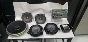 2005-2007 NISSAN 350Z 350 Z BOSE RADIO STEREO CD DISC CHANGER & SPEAKERS ORIGINAL 05 06 07 for Sale in Fort Lauderdale, FL
