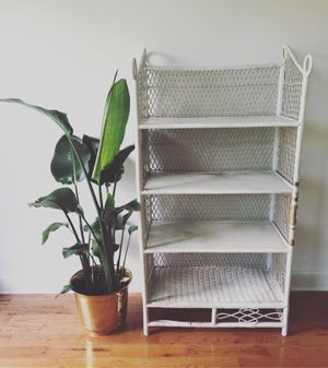 Wicker Plant Stand for Sale in Nashville, TN