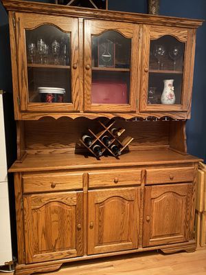 Hutch - two piece for Sale in Germantown, MD