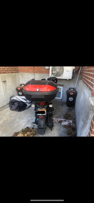 2018 Yamaha 50f scooter for Sale in Brooklyn, NY