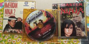 6 ninja dvds for Sale in Brainerd, MN