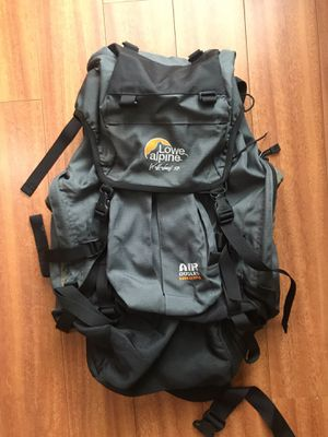 Lowe Alpine Internal Frame 50L Walkabout Backpack for Sale in El Segundo, CA