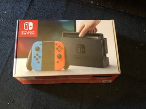 Nintendo Switch Mega BUNDLE!! for Sale in Cuyahoga Heights, OH