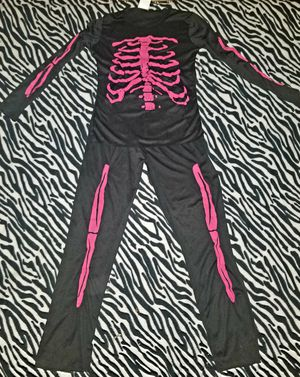 Hot pink Skeleton Halloween costume for Sale in Southgate, MI