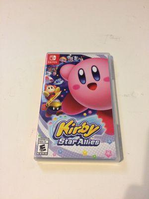 Nintendo switch Kirby star allies for Sale in Plantation, FL