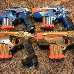 """Nerf Laser Tag """"Phoenix"""" for Sale in Crown Point, IN"""