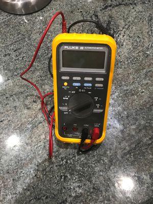 Fluke 88 Multimeter for Sale in Mesa, AZ