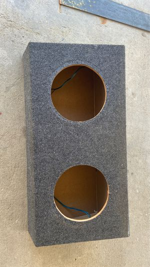 10 subwoofer box for Sale in Livingston, CA