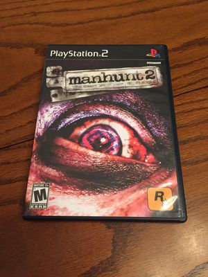 Manhunt 2 ps2 game for Sale in Crestview, FL