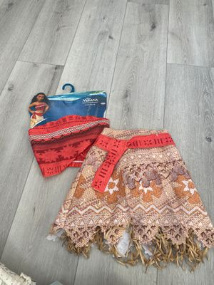 Moana Costume for Sale in Lake Elsinore, CA