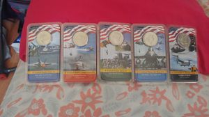 Kennedy 1/2 dollar military for Sale in Nipomo, CA