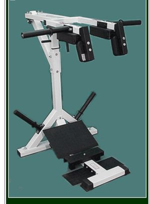 C-Pro91305-W Calf & Squat System for Sale in Valley Stream, NY