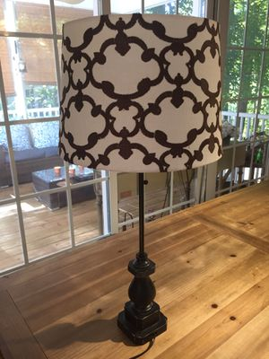 Table lamp for Sale in Wake Forest, NC