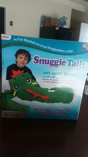 Fiery Dragon Snuggie Tails - As Seen On TV for Sale in Hemet, CA