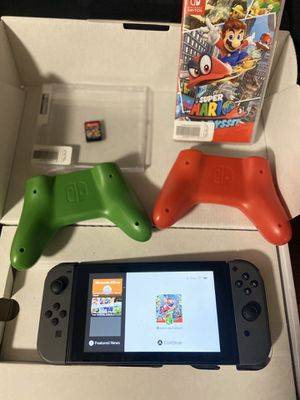 Nintendo switch bundle for Sale in Brook Park, OH