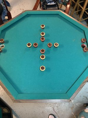 Bumper Pool Table/Card Table for Sale in Pittsburgh, PA