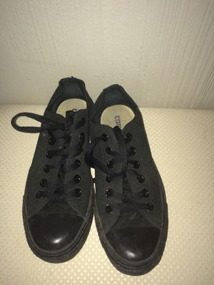 Black low top Converse for Sale in Denver, CO