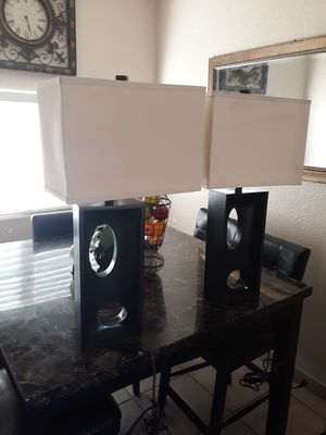 Modern lamps for Sale in Fresno, CA