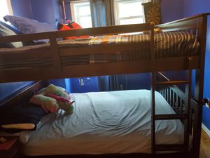 Full over Full bunk bed for Sale in Queens, NY