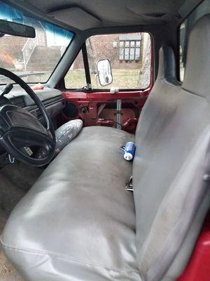 1997 ford diesel dump truck for Sale in Washington, DC