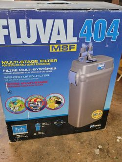 Fluval 404 Canister Filter for Sale in Grand Terrace,  CA