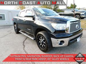 2012 Toyota Tundra 4WD Truck for Sale in Bedford, OH