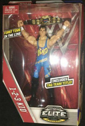 WWE 123 Kidd Elite for Sale in Ontario, CA