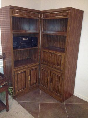 Vintage cabinet from the 1970s. for Sale in Spanish Fork, UT