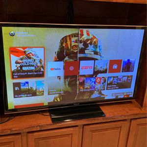 Panasonic 52 Inch Smart TV for Sale in Gaithersburg, MD