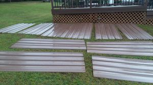 Metal sherts of roofing for Sale in Friendsville, TN