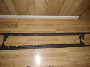 twin/full bed rails for Sale in Charleston, WV