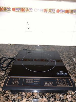 Duxtop 1800W Portable Induction Cooktop ( Gold ) for Sale in San Francisco, CA
