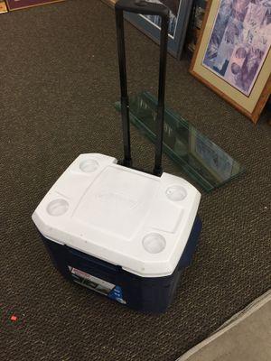 50 Quart rolling cooler for Sale in Phoenix, AZ