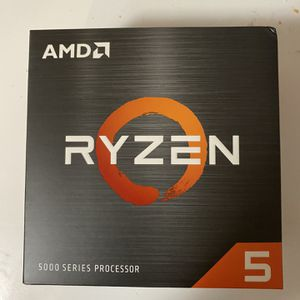 New Unopened AMD Ryzen 5 5600x for Sale in Huntington Park, CA