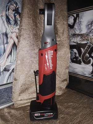 NEW MILWAUKEE M12 FUEL 3/8 RATCHET for Sale in Glendale, AZ