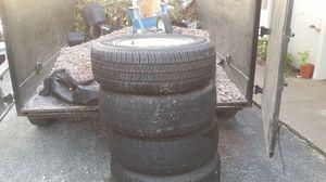 Jeep tire and rims 5 for Sale in Boynton Beach, FL
