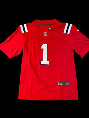 New England Patriots Cam Newton Jersey for Sale in Bauxite, AR