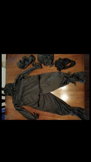 Boy's Halloween Costume Just add mask or face paint size 4-6 for Sale in Buena Park, CA