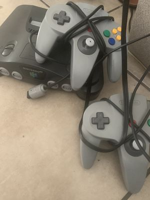 Nintendo 64 for Sale in Montclair, CA