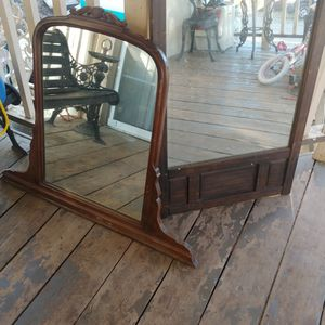 Vintahe Antique wood Mirrors for Sale in Lake Elsinore, CA