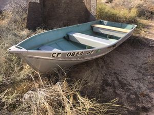 Montgomery Ward SeaKing 12' Aluminum boat for Sale in Chino Hills, CA
