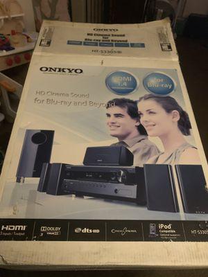 Onkyo surround sound for Sale in Woodbury, NJ